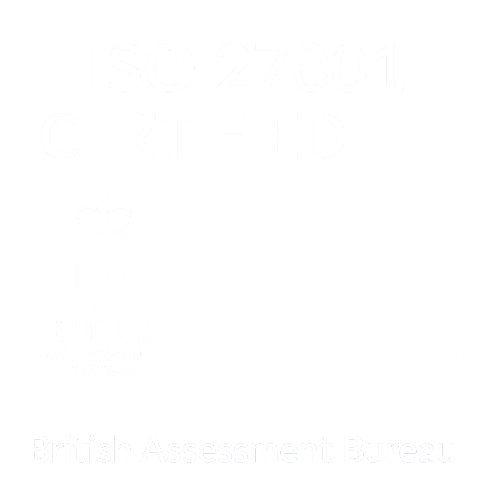 Target Defense are ISO 27001 and 9001 certified