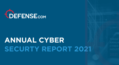 Annual Cyber Securty Report 2021 header